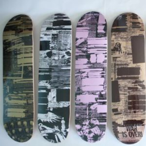 2004 - Supreme FBI Supreme Skateboard Deck