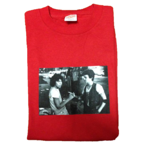 2007 Supreme Larry Clark Troops of Tomorrow Tee Supreme Tag