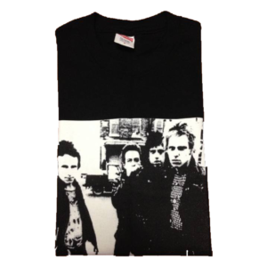 2010 Supreme The Clash Young Punks Tee Supreme Tag
