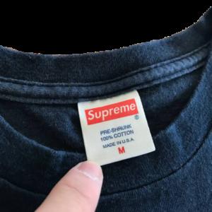 2010 Supreme Tag