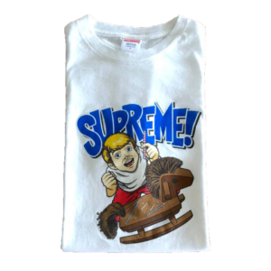 2010 Supreme Sean Cliver Sugar Rush Tee Supreme Tag