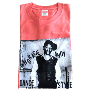 2013 Supreme x Wackies Horace Andy Tee Supreme Tag