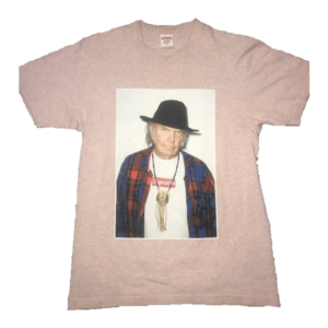 2015 Supreme Neil Young Tee Supreme Tag