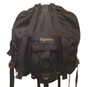 1995 Supreme Backpack Black