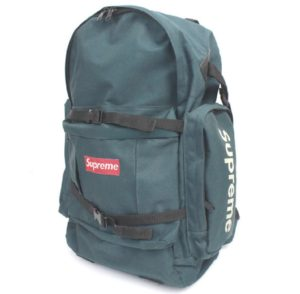 S/S 1996 Supreme Backpack Teal