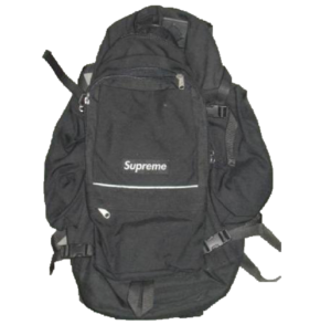 S/S 1997 Supreme Backpack Black