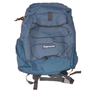 F/W 1997 Supreme Backpack navy
