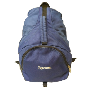 S/S 1999 Supreme Backpack Navy
