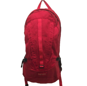 S/S 2001 Supreme Backpack Red