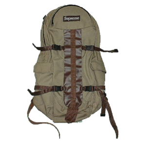 F/W 2001 Supreme Backpack Tan