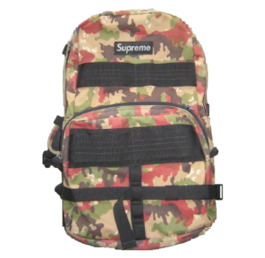 F/W 2003 Supreme Backpacks Light Camo
