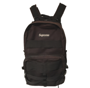 F/W 2003 Supreme Backpacks Black