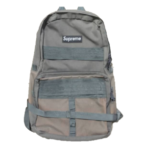 F/W 2003 Supreme Backpacks Grey