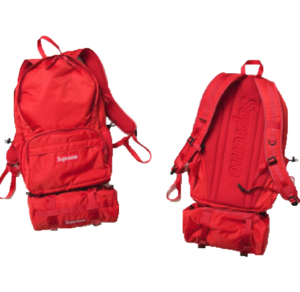 Porter 10th Anniversary Japan Exclusive Release Supreme Backpack: