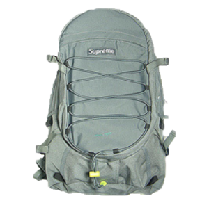 S/S 2005 Supreme Backpack Light Green