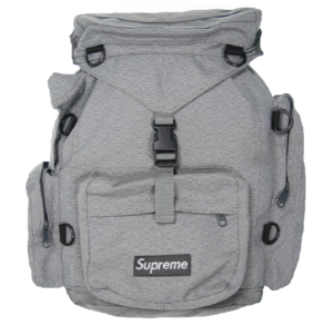 F/W 2005 Supreme Backpack Grey