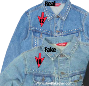 Supreme Studded Denim Trucker Jacket Legit Check Guide