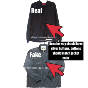 Supreme Digi Coaches Jacket Legit Check Guide Real vs fake