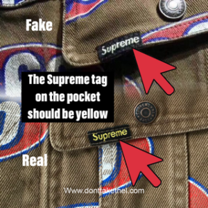 Supreme 666 Denim Trucker Jacket Legit Check Guide