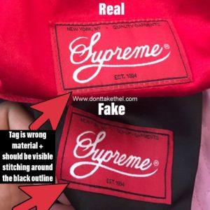 Supreme Satin Baseball Jersey Legit Check Guide Real vs Fake