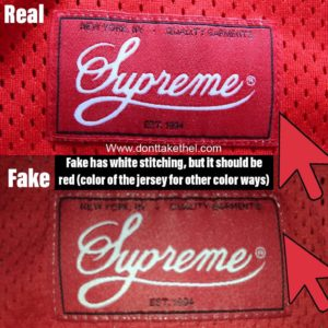 Supreme Curve Basketball Jersey Legit Check Guide Real vs Fake