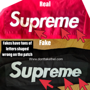 Supreme Sleeve Patch Hoodie Legit Check Guide