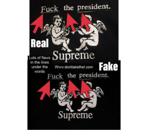 Supreme FTP Tee Legit Check Guide