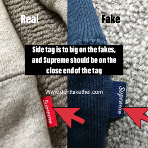 Supreme Chenille Arc Logo Hoodie Legit Check Guide Real vs Fake