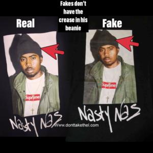 Supreme Nas Tee Legit Check Guide! - Don't Take The L