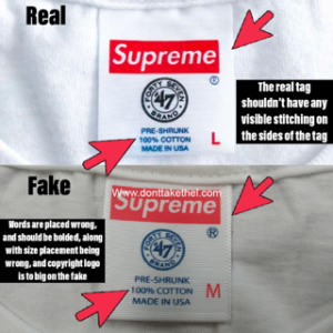 d78b6147232e Supreme Yankees Box Logo Tee Legit Check Guide - Don't Take The L