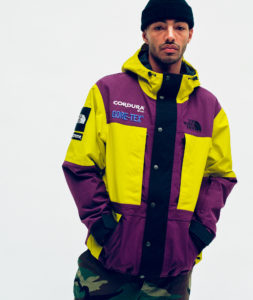 Supreme x The North Face Fall/Winter 2018 Cordura Collection