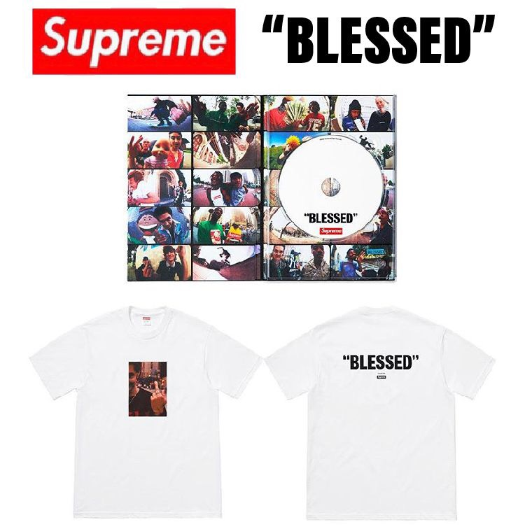 Supreme BLESSED DVD, T-Shirt & Photobook Releasing