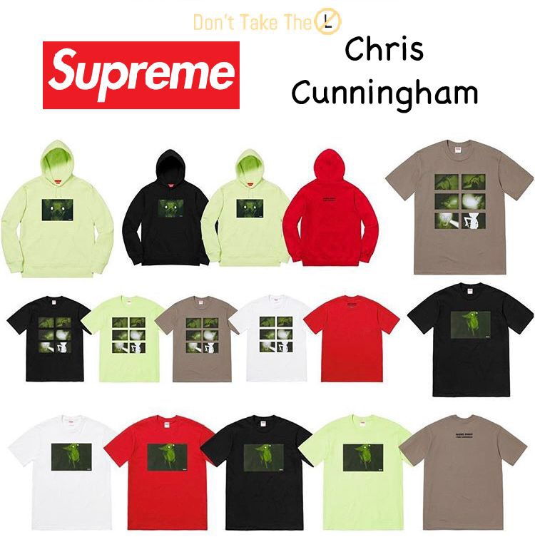 Supreme x Chris Cunningham
