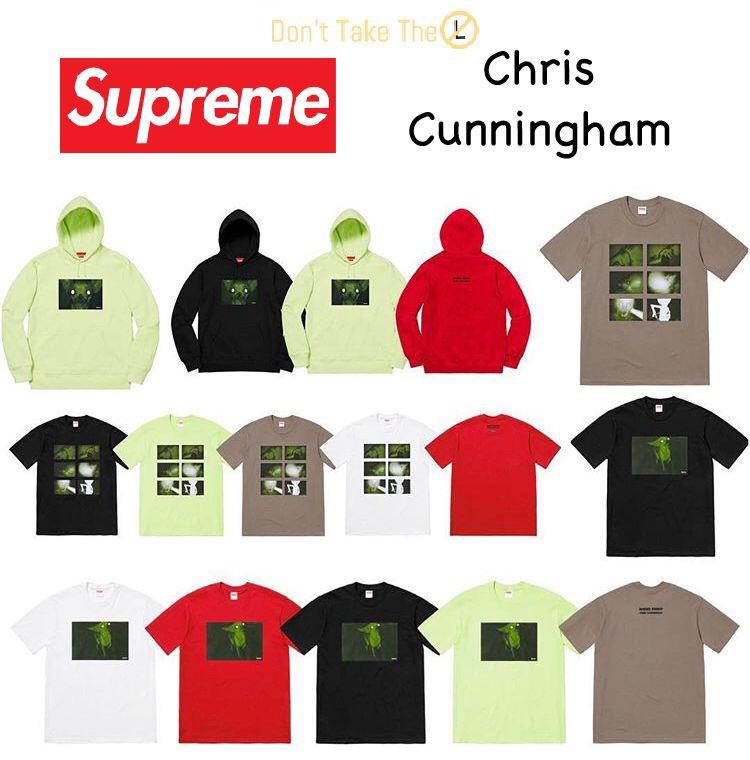 Supreme x Chris Cunningham